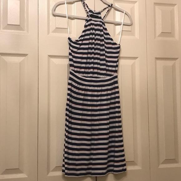 Tart Dresses & Skirts - Tart red, white, blue mini dress